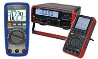 Digital-Multimeter DMM mit vielen Extras wie Echt-Effektiv-Messung