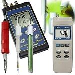 pH-Messgeräte für Profis