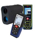 Entfernungsmesser: präzise Entfernungsmessgeräte, Leica Disto Serie und TLM-Serie