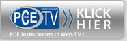 Laborger�te im Online-TV: PCE Instruments TV