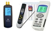 Preise und weiter kontaktierende und berührunglose Temperaturmessgeräte finden Sie Online.