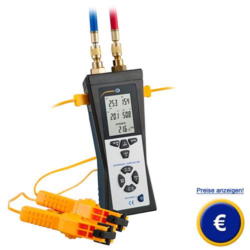 Differenzdruckmessgerät PCE-HVAC 4 | PCE Instruments
