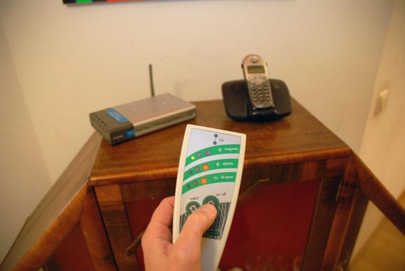 Elektrosmog Indikator esi 23 Elektrosmog Messgerät