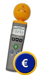 Misuratore di radio frequenza PCE-EM 29.