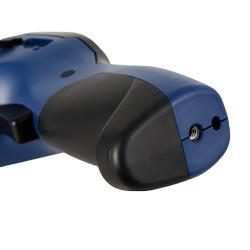Rosca para montagem sobre tripé do pirómetro com memória
