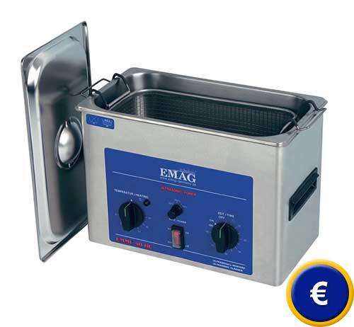 ultraschall reinigungsger t emmi 40hc pce instruments